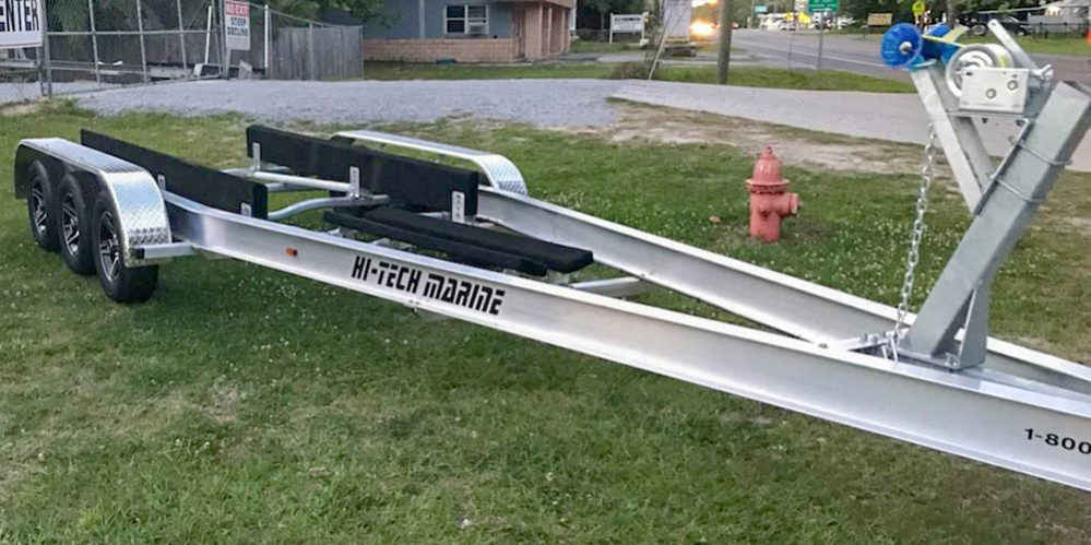 Boat Trailers – Hi-Tech Marine