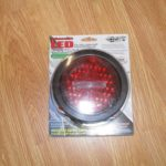 "5-1/2"" round grommet mount led taillight"