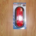 oval led grommet mount light