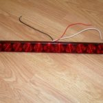 led 3-bar light