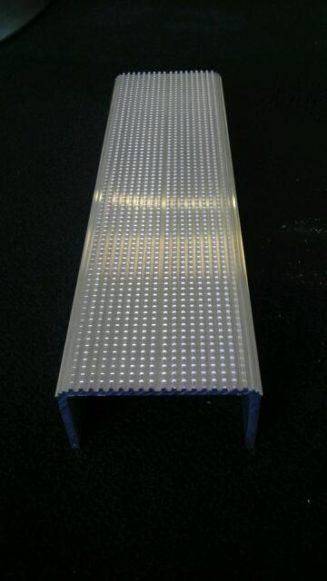 aluminum step pad