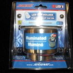 ss led cup holder