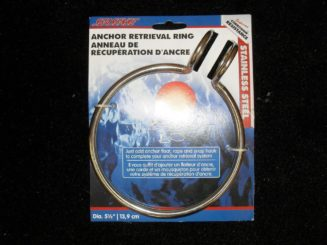 anchor retrieval ring