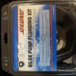 bilge pump plumbing kit
