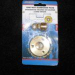 one-way safety plug kit