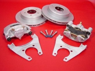"10"" disc brake set slip over"