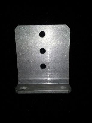 "8"" bunk bracket aluminum"